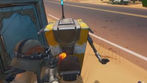 Fortnite-Claptrap
