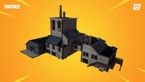 Flush Factory Prefab They make toilets here. Now you can bring the toilet making business to you.