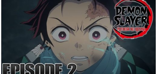 Demon Slayer: Kimetsu no Yaiba episode 2
