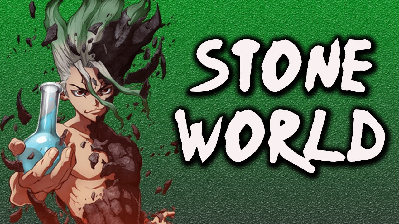 Dr. Stone Episode 1 - Stone World - GamerzCrave