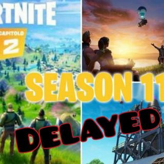 'Fortnite' Black Hole Numbers, Fortnite Season 11 Delay